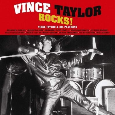 Vince Taylor: Rocks!