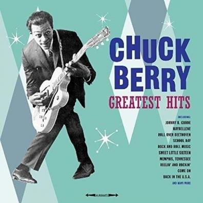 Chuck Berry (Чак Берри): Greatest Hits