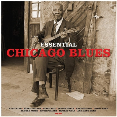 Essential Chicago Blues