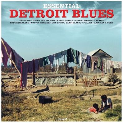 Essential Detroit Blues