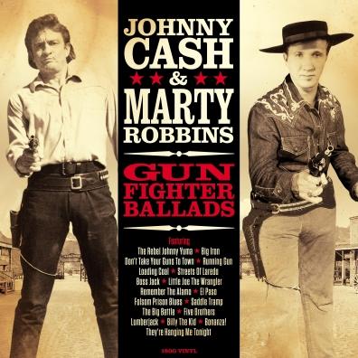 Johnny Cash (Джонни Кэш): Gunfighter Ballads