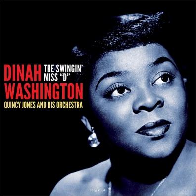 "Dinah Washington (Куинси Джонс): The Swingin' Miss ""D"""