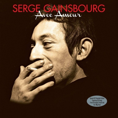Serge Gainsbourg (Серж Генсбур): Avec Amour
