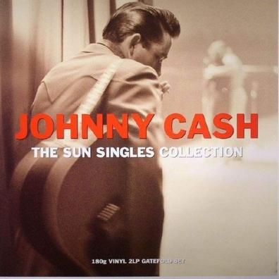 Johnny Cash (Джонни Кэш): The Sun Singles Collection