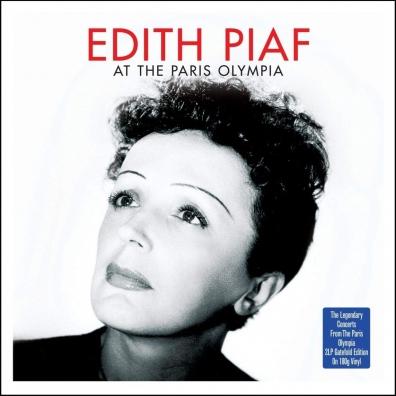 Edith Piaf (Эдит Пиаф): At The Paris Olympia