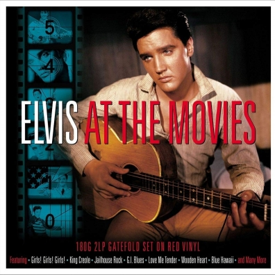 Elvis Presley (Элвис Пресли): At The Movies