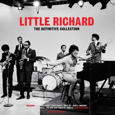 Little Richard (Литтл Ричард): Definitive Collection