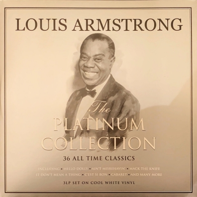 Louis Armstrong (Луи Армстронг): Platinum Collection
