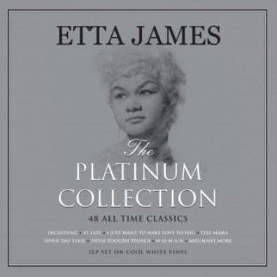 Etta James (Этта Джеймс ): Platinum Collection