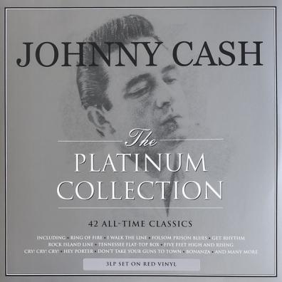 Johnny Cash (Джонни Кэш): The Platinum Collection