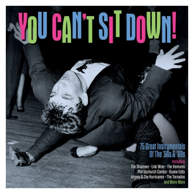 You Can'T Sit Down! 75 Instrumentals Of The '50S & '60S