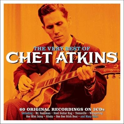 Chet Atkins (Чет Аткинс): The Very Best Of