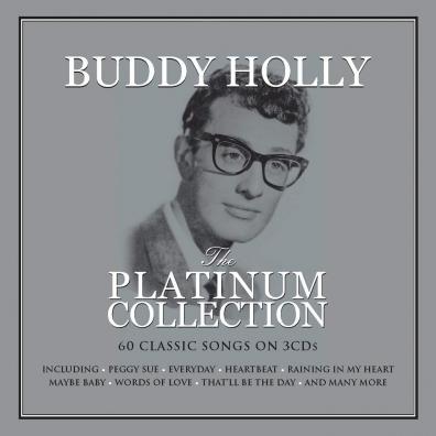 Buddy Holly (Бадди Холли): The Platinum Collection