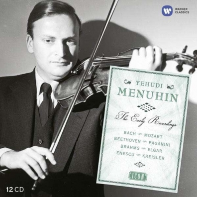 Yehudi Menuhin (Иегуди Менухин): Yehudi Menuhin: The Early Years
