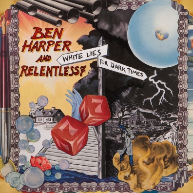 Ben Harper (Бен Харпер): White Lies For Dark Times