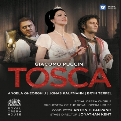 Giacomo Puccini (Джакомо Пуччини): Tosca (Royal Opera House Covent Garden)