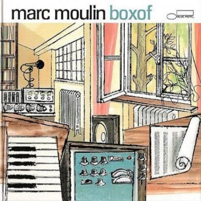 Marc Moulin (Марк Мулен): Box of