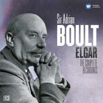 Elgar Elgar (Эдуард Элгар): Sir Adrian Boult - Elgar: The Complete Emi Recordings