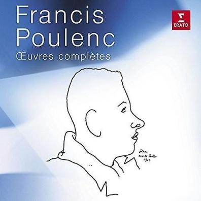 Francis Poulenc (Франсис Пуленк): Integrale - Edition Du 50E Anniversaire 1963-2013