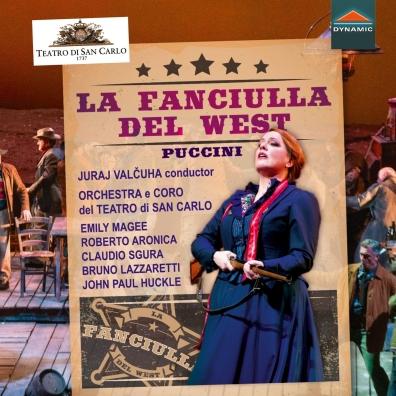 Giacomo Puccini (Джакомо Пуччини): Puccini: La Fanciulla Del West