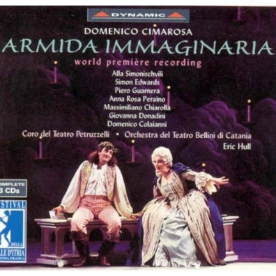DOMENICO CIMAROSA (Доменико Чимароза): Armida Immaginaria