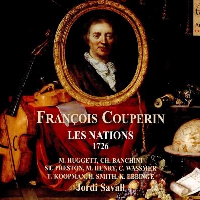 Frederik Couperin (Франсуа Куперен): Couperin: Les Nations