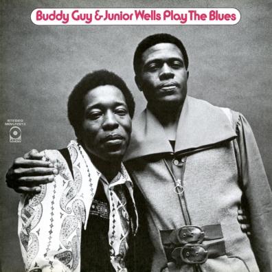 Buddy Guy (Бадди Гай): Wells Play The Blues