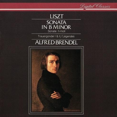 Liszt: Piano Sonata; Legendes; La lugubre Gondola