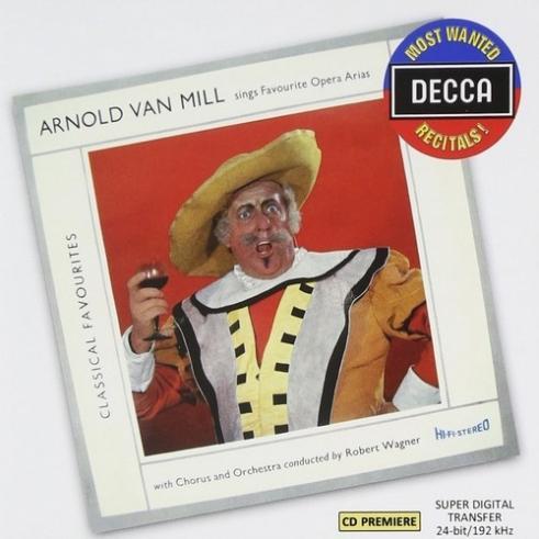 Sings Favourite Opera Arias