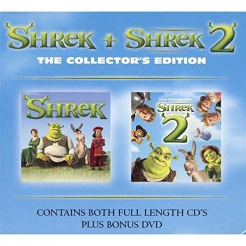 Shrek 1 & 2