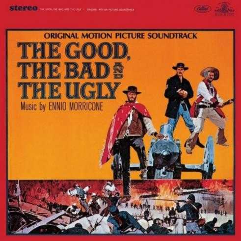 The Good, The Bad And The Ugly (Ennio Morricone)