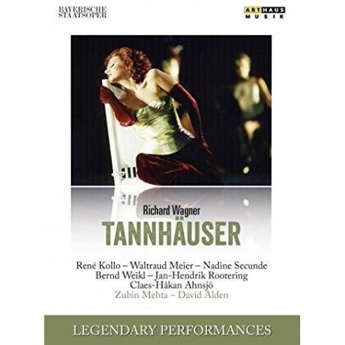 Wagner: Tannhauser (Bayerische Staatsoper 1995)