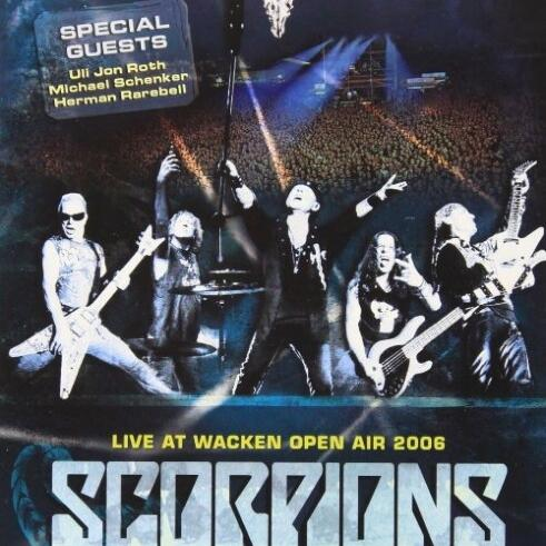 Live At Wacken Open Air 2006