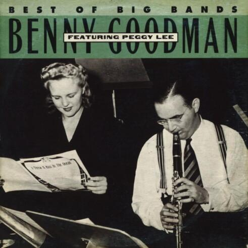 Benny Goodman Featuring Peggy Lee