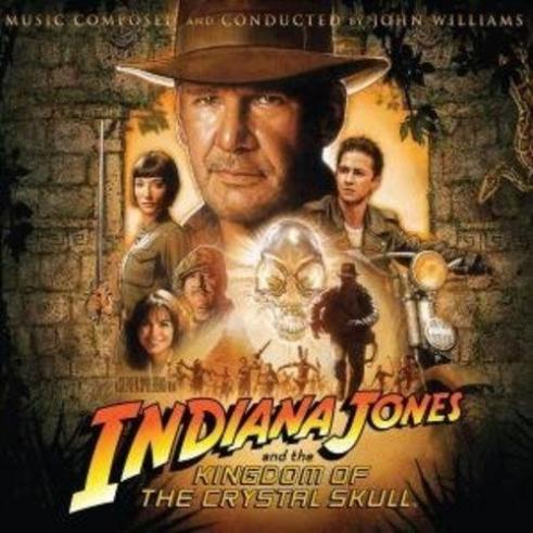 Indiana Jones And The Kingdom Of The Crystal Skull (John Williams)