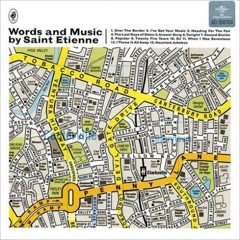 Words And Music By Saint Etienne
