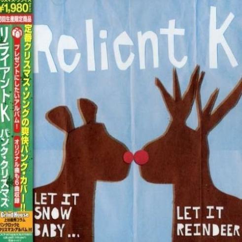 Let It Snow Baby... Let It Reindeer