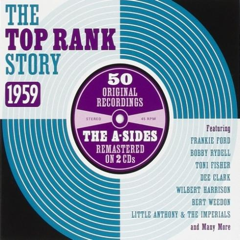 The Top Rank Story 1959 - A Sides