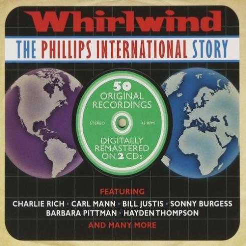 Whirlwind Phillips International Story