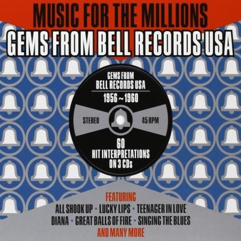 Music For The Millions Gems From Bell Records Usa