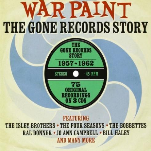 War Paint The Gone Records Story