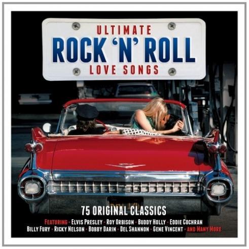 Ultimate R 'N' Roll Love Songs