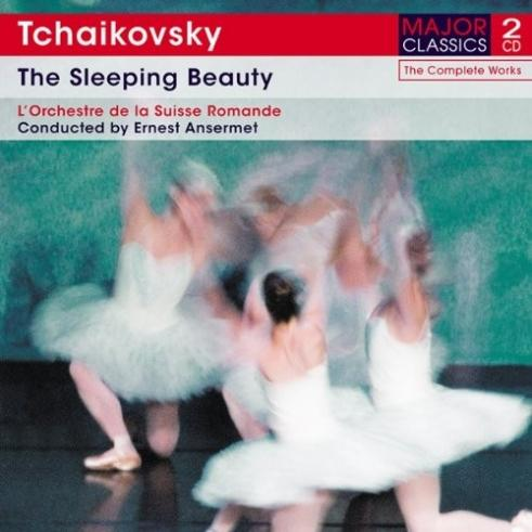 Tchaikovsky. Sleeping Beauty (L'Orchestre De La Suisse Romande. Conducted By Ernest Ansermet)