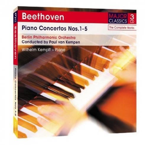 Piano Concertos Nos 1-5