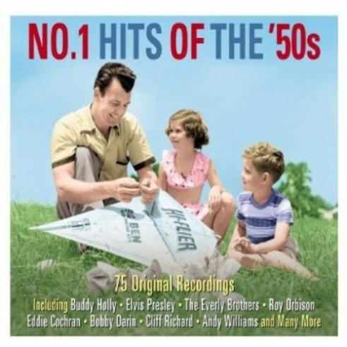 No.1 Hits Of The 50'S