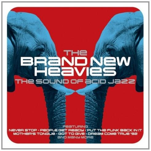 The Brand New Heavies. The Sound Of Acid Jazz